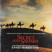 Secret of the Sahara : original television soundtrack