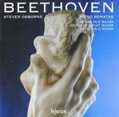 Piano sonatas opp 109, 110 & 111