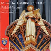 Choral music by Bairstow, Harris & Stanford