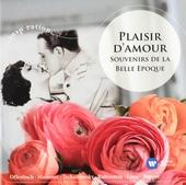 Plaisir d'amour : souvenirs de la belle epoque