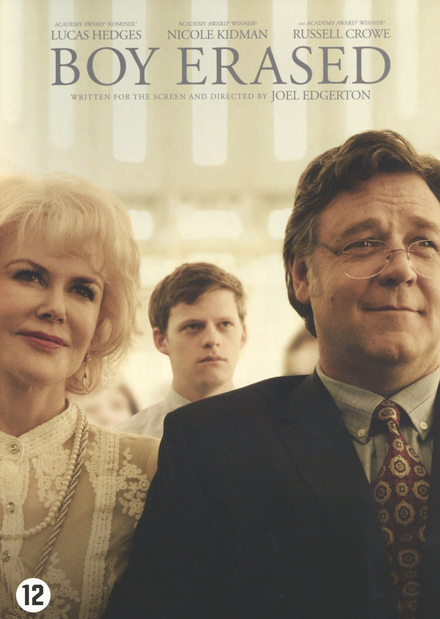 Boy erased / written for the screen and directed by Joel Edgerton