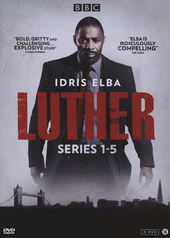 Luther. Series 1-5