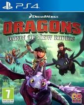 Dreamworks dragons : dawn of new riders