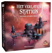 Het verlaten station : spanning op grote hoogte