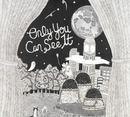 Only you can see it