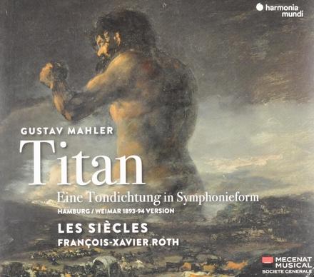 Titan : eine Tondichtung in Symphonieform / Hamburg-Weimar 1893-94 version