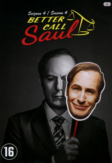 Better call Saul. Seizoen 4