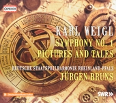 Symphony no. 1 • Pictures and tales