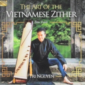 The art of the Vietnamese zither