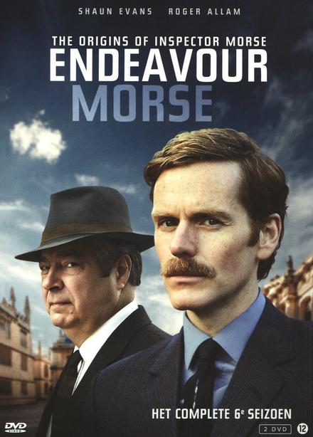 Endeavour Morse. Het complete 6e seizoen