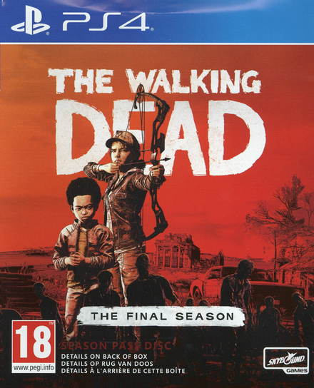 The walking dead : the final season