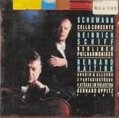 Cello concerto in a minor, op.129