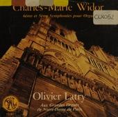 Sixième et cinquième symphonies pour orgue