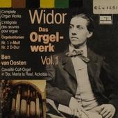 Sämtliche Orgelwerke. Vol. 1