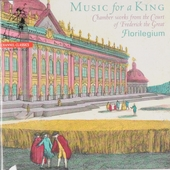 Music for a king : chamber works from the court of Frederick the Great
