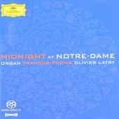 Midnight at Notre-Dame : organ transcriptions