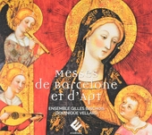 Messes de Barcelone et d'Apt : sacred vocal music from the 14th century