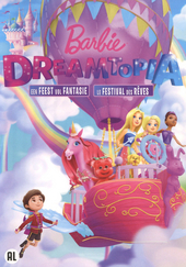 Barbie Dreamtopia : een feest vol fantasie