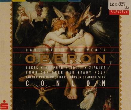 Oberon : arr. Mahler
