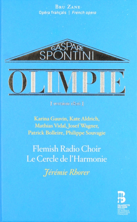 Olimpie [version 1826]
