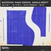 Piano sonata in f minor, op 2 no 1