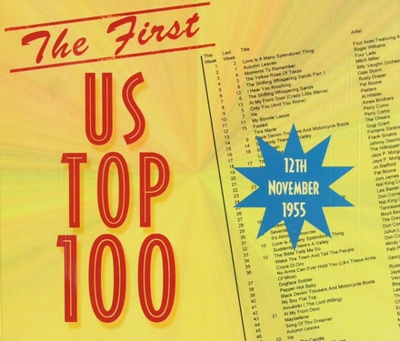 The first US top 100