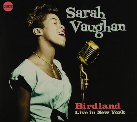 Birdland : Live in New York