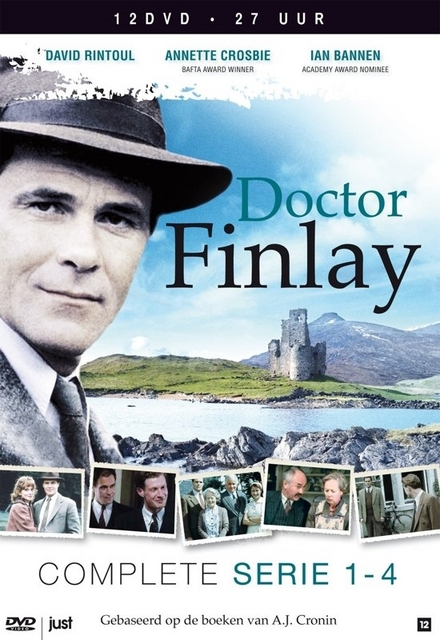 Doctor Finlay. Complete serie 1-4