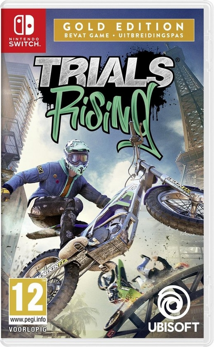 Trials rising : gold edition