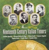 Nineteenth century Italian tenors