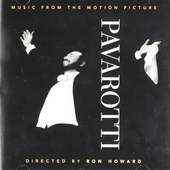 Pavarotti : music from the motion picture