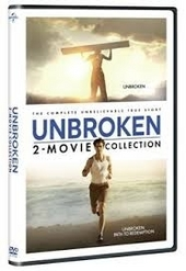 Unbroken ; Unbroken : path to redemption : the complete unbelievable true story : 2 film collection