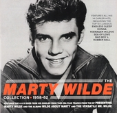 The Marty Wilde collection 1958-62