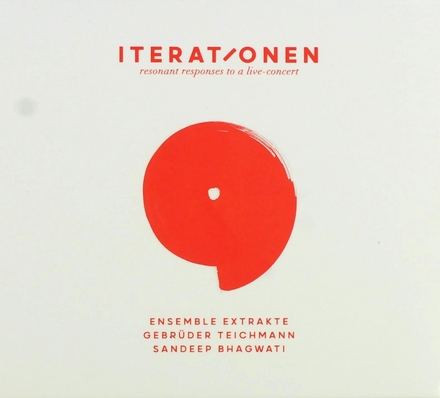 Iterationen : Resonant responses to a live concert