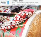 Maroc : mlouc: festival gnaoua et musiques du monde
