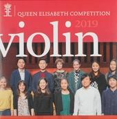 Koningin Elisabethwedstrijd : viool 2019