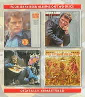 Jerry Reed ; Hot a' mighty ; Lord Mr. Ford ; The uptown poker club