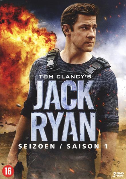 Tom Clancy's Jack Ryan. Seizoen 1
