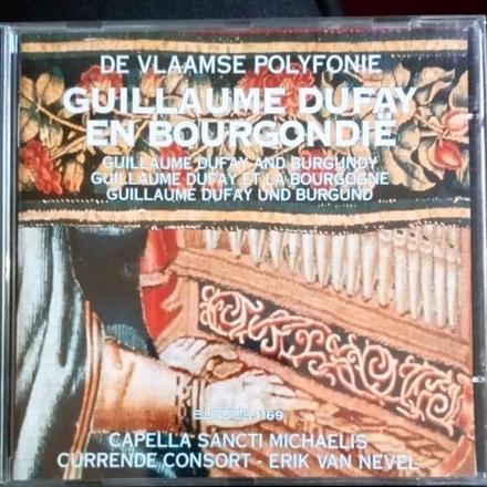 Guillaume Dufay en Bourgondië