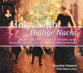 Holy night : German, English and American Christmas carols