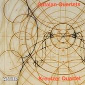 Catalan works for string quartet