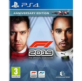 F1 2019 : the official videogame