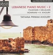 Lebanese piano music 2. vol.2
