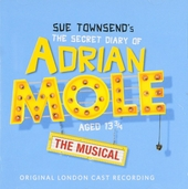 Sue Townsend's The secret diary of Adrian Mole : Original London cast recording