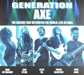 Generation axe : The guitars that destroyed the world - Live in China