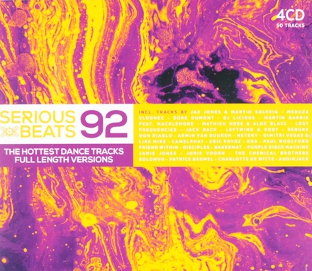 Serious beats. Vol. 92