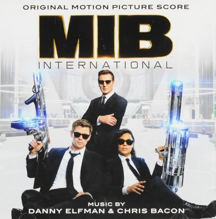 MIB international : original motion picture score