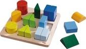 Sorteerspel : kleurentoverij
