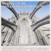 Muziek uit de Sint-Janskathedraal VIII. vol.8