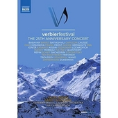 Verbier festival : The 25th anniversary concert